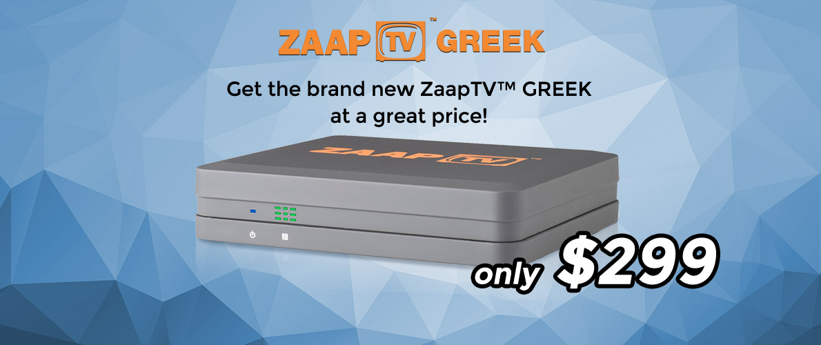 zaapTV Greek
