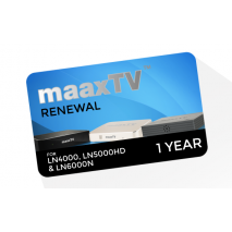 maaxTV Arabic 1 Year Subscription Renewal
